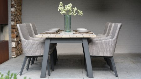 4seasons outdoor luxor dining set