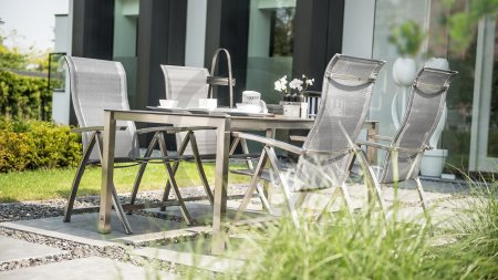4 seasons outdoor slimm Hochlehner ash grey
