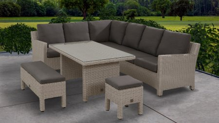 taste by 4seasons andora cosy loungeset frost