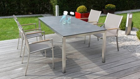 zebra one dining taupe