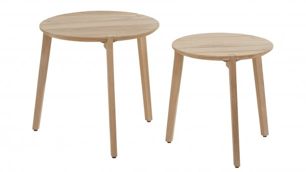 4 Seasons Outdoor Gabor Kaffeetisch Set Teak