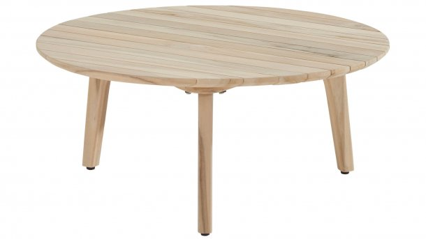 4 seasons outdoor gabor Kaffeetisch 90cm teak