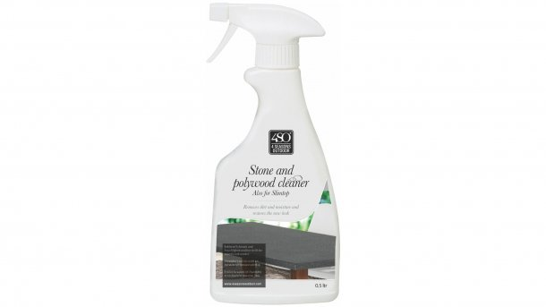4 seasons outdoor stone en polywood cleaner