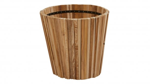 4 Seasons Outdoor Planter Miguel Small Pflanzenkübel teak