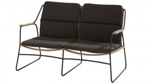 4seasonsoutdoor scandic lounge 2-seater Sofa