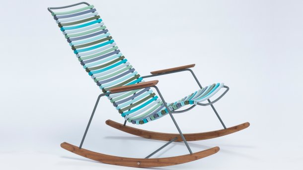 houe click rocking chair multi color 2