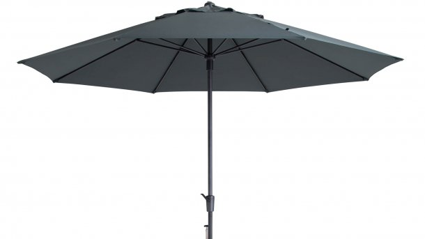 madison parasol timor 400cm grey